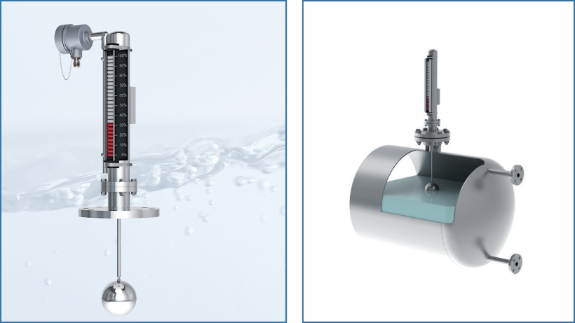 Hh measurement is a dutch company with major experience in level measurement