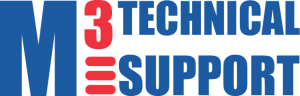 M3 Technical Support logo
